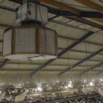 OctaFil in Poultry Barn Scherpenzeel