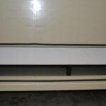 Warmtewisselaar AIR2-DS rubber afdichting toegangsluiken